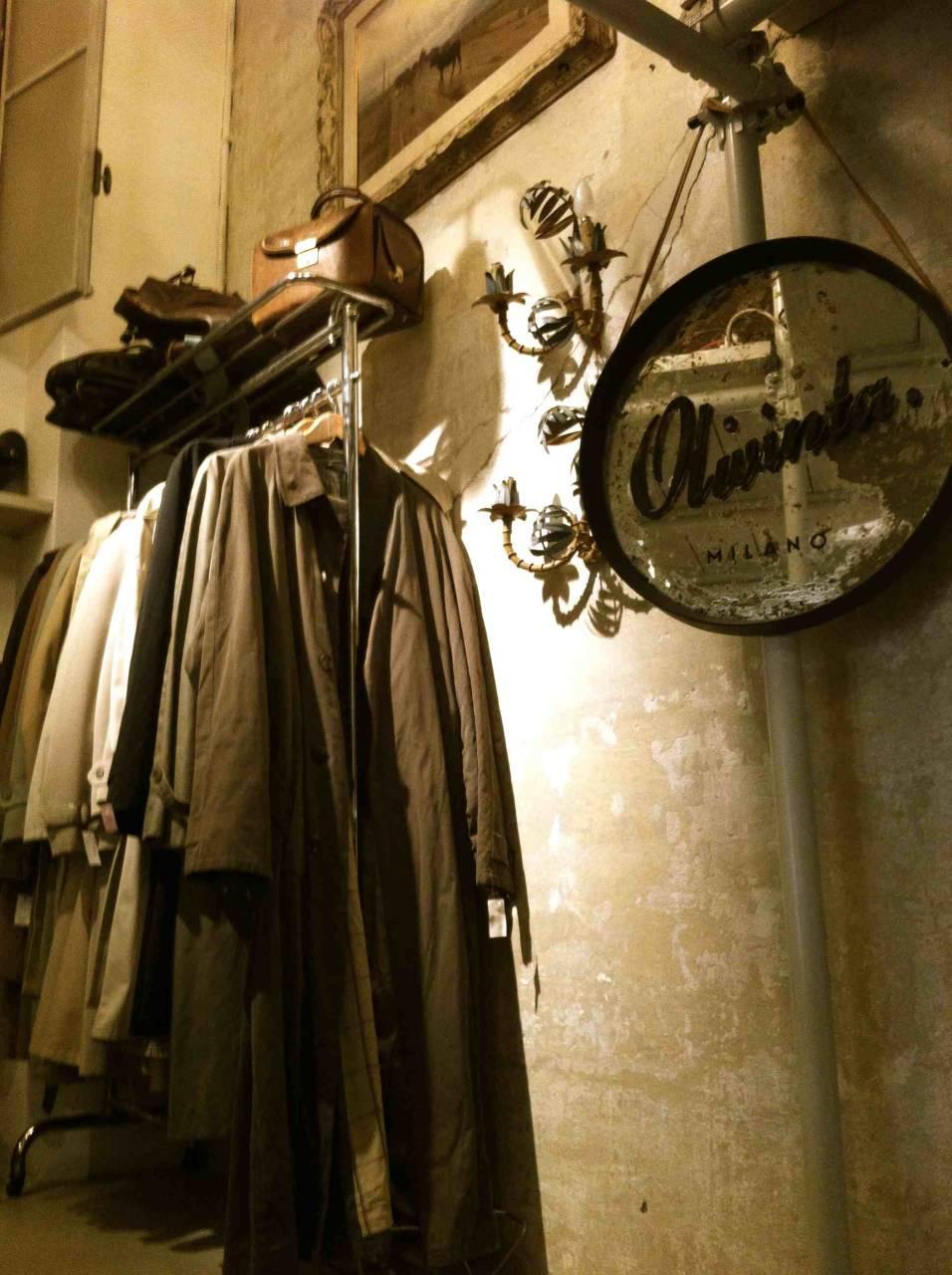 the vintage tour: cavalli&nastri ? milano   le jour du oui - Negozi Arredamento Vintage Milano